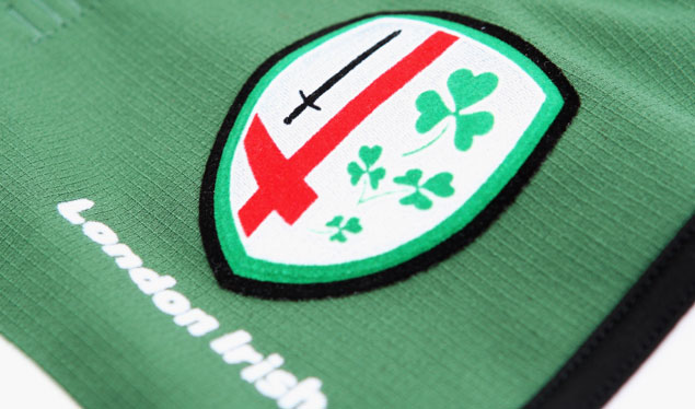 Up and Coming Prop Forward signs for London Irish