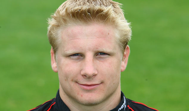 David Seymour signs for Sale Sharks