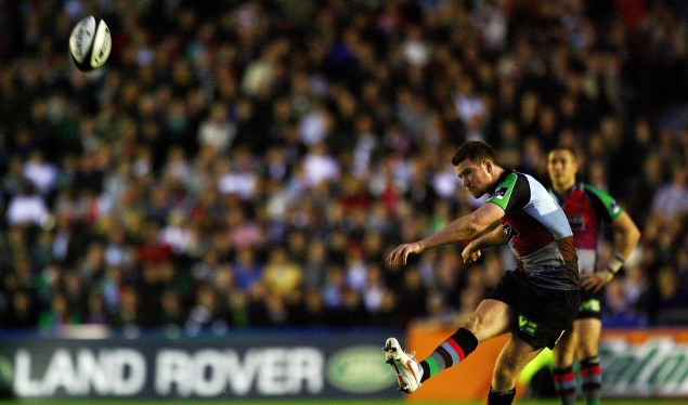 Quins youngster is praised by Kingston