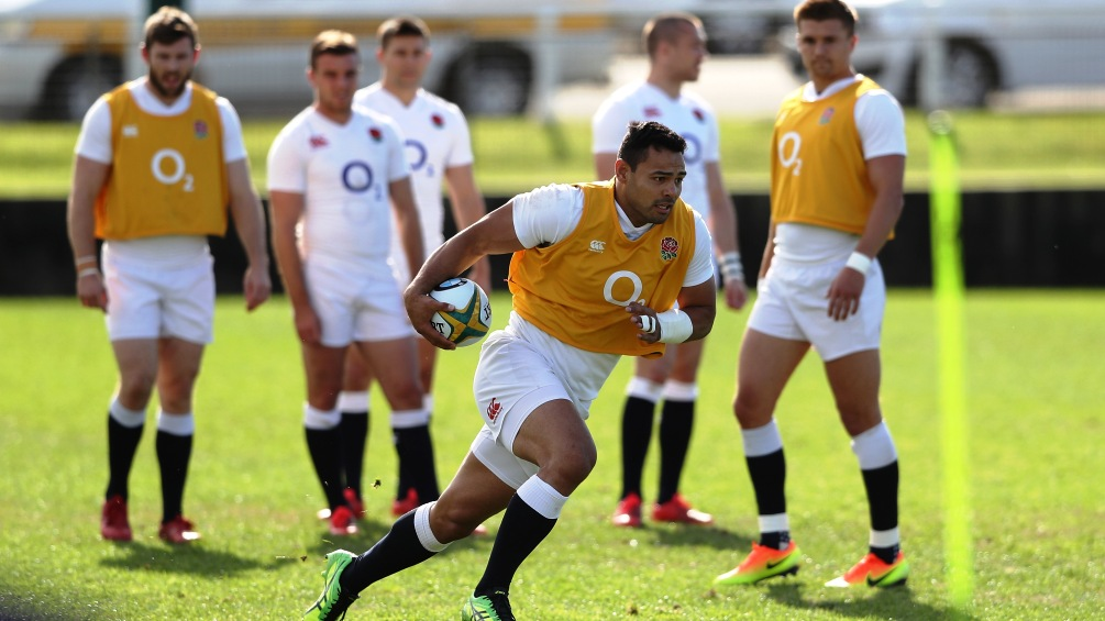 Ben Te'o to make Worcester Warriors bow in Jersey