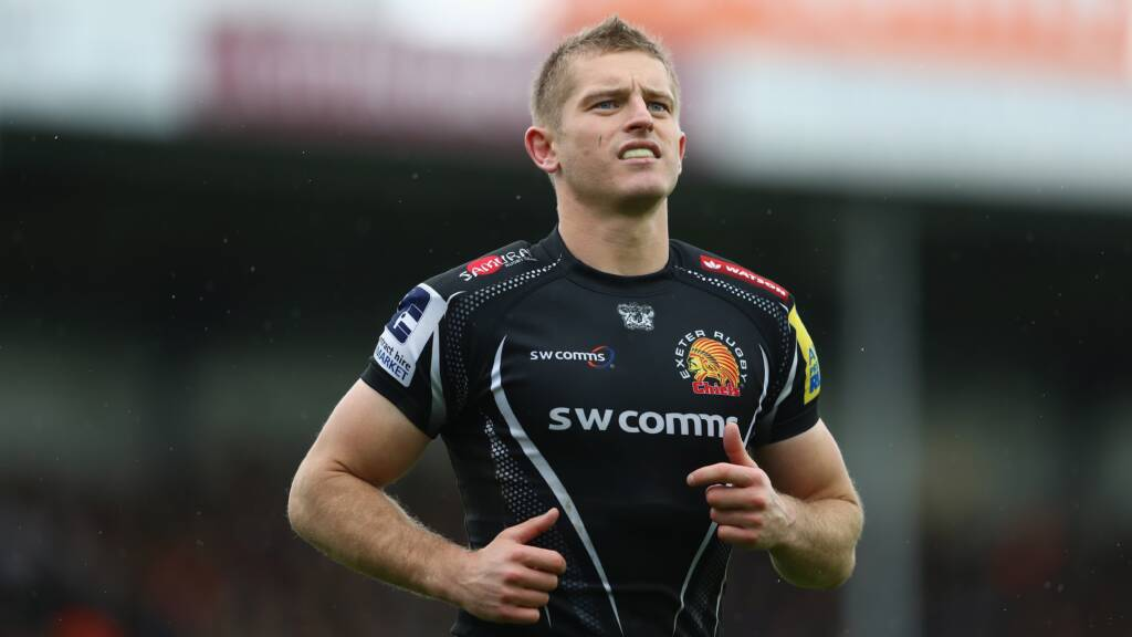 Chiefs squad to face Ulster Rugby