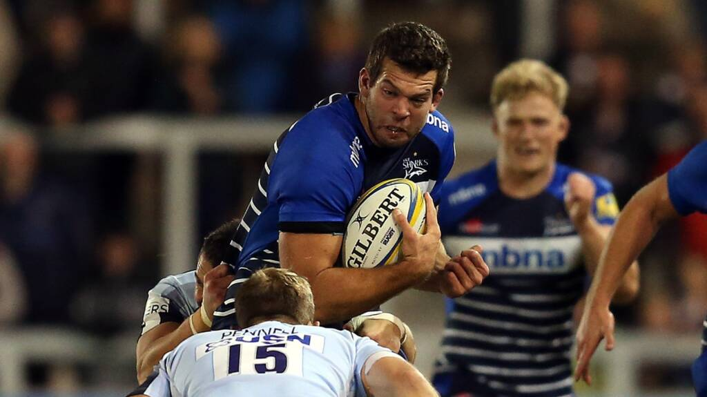 Josh Beaumont Glad To Be Back