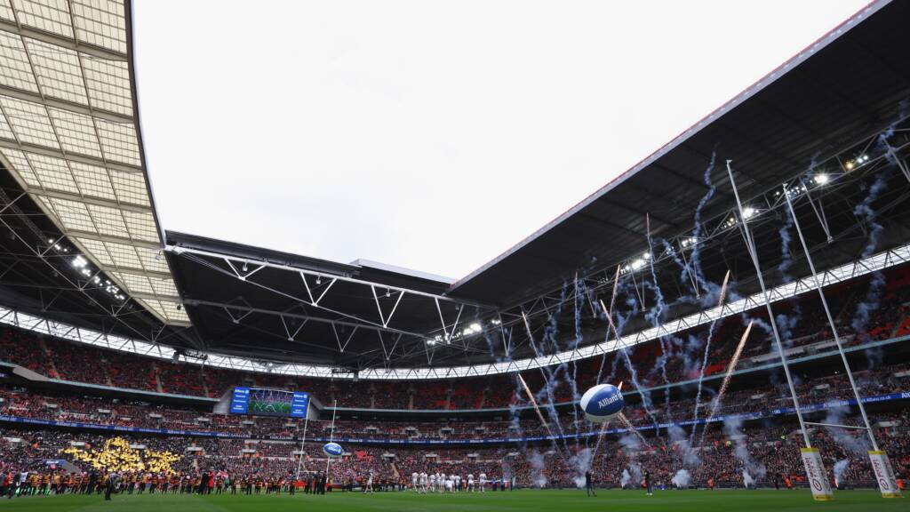 Saracens confirm Wembley clash