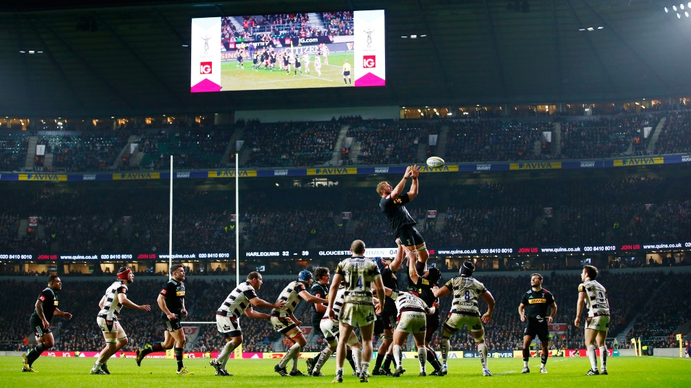 Chris Robshaw: London Double Header is what rugby is all about for Harlequins