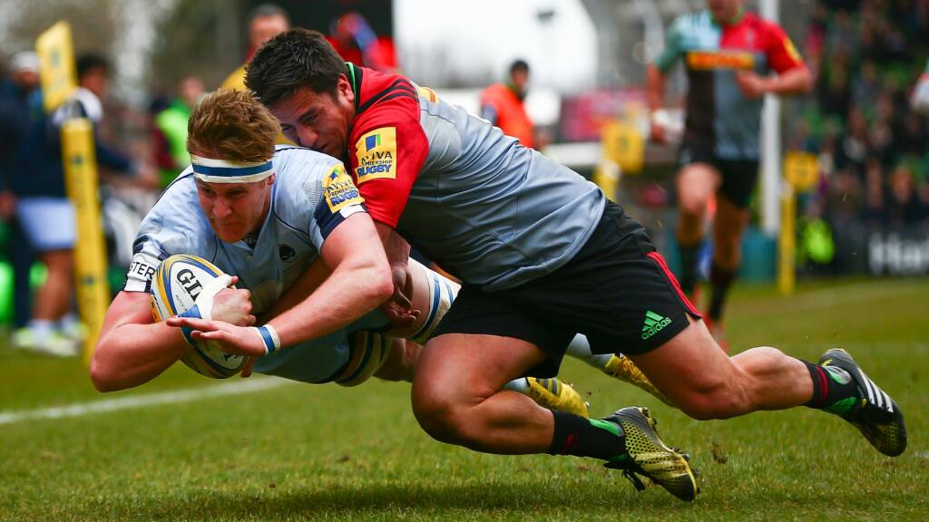 Warriors name 29-man squad for Clermont test