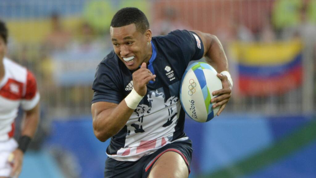 Newcastle Falcons' pride at Marcus Watson's Olympic silver