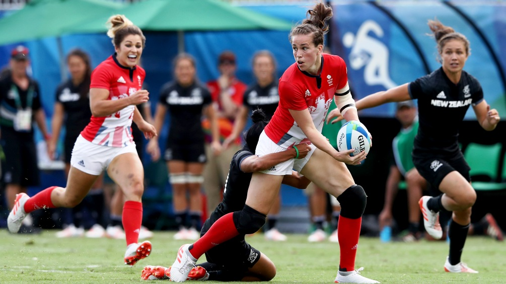 Emily Scarratt laments 'brutal' 7s as Team GB's women miss out on bronze