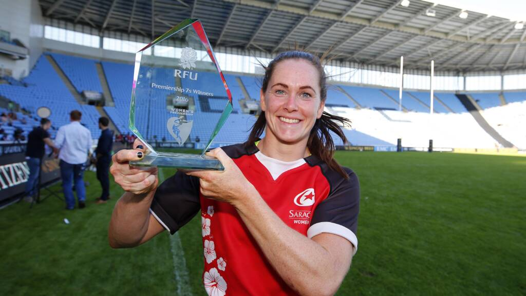 Women's rugby breaks new ground at Singha 7s Final