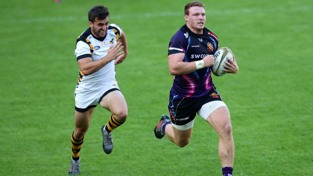 Singha 7s Player of the Final Sam Simmonds hoping for Exeter Chiefs starting spot