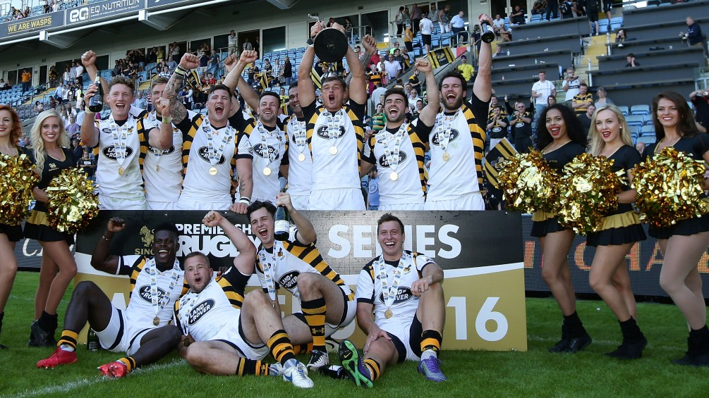 Christian Wade predicting more silverware for Singha 7s champions Wasps