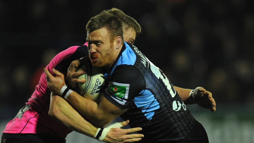 Tyrone Holmes strengthens Newcastle Falcons' back row