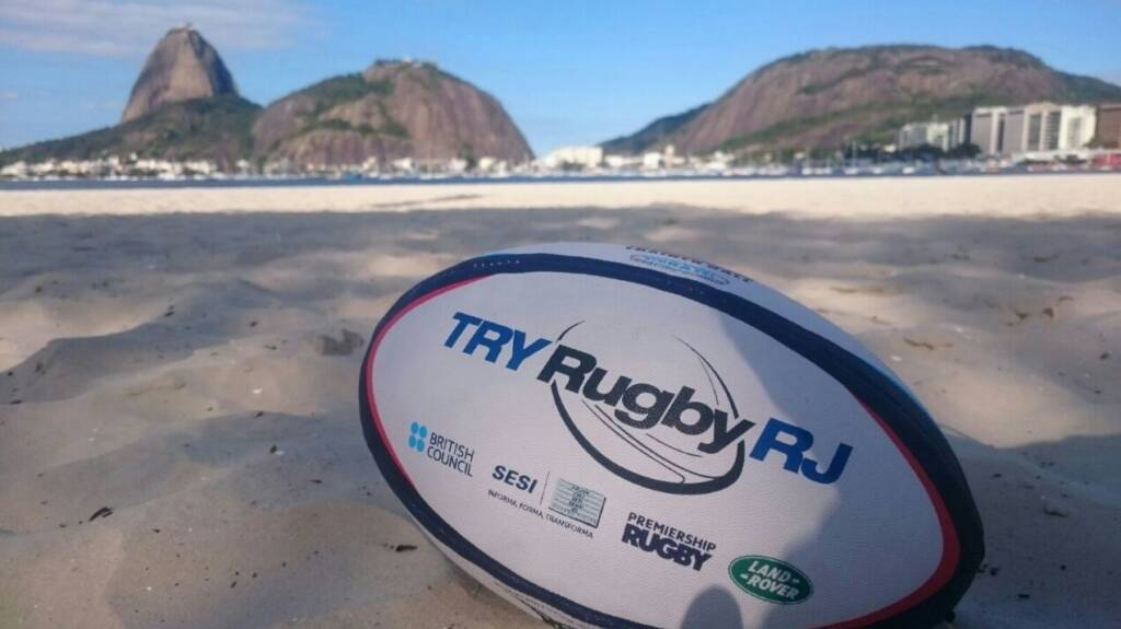 Try Rugby youngster gets International call-up