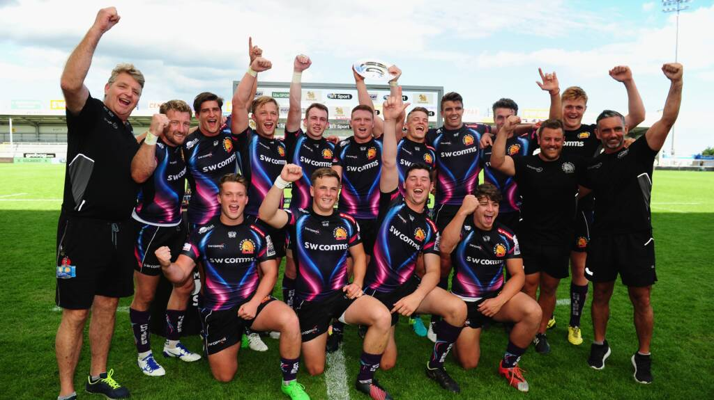 Chiefs squad for Singha Premiership Rugby 7s