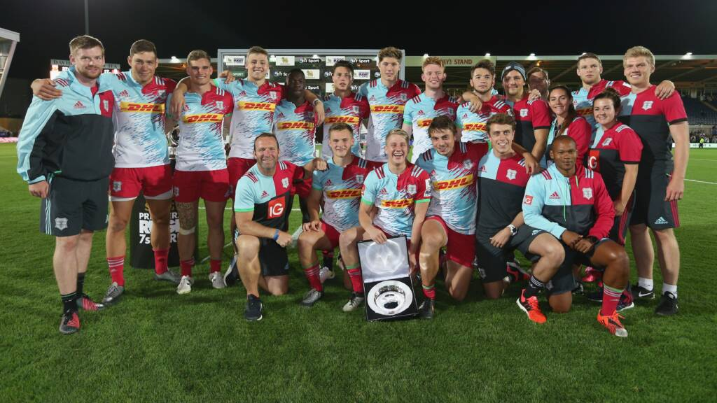 Harlequins make one change to Singha 7s squad for Sunday's Finals