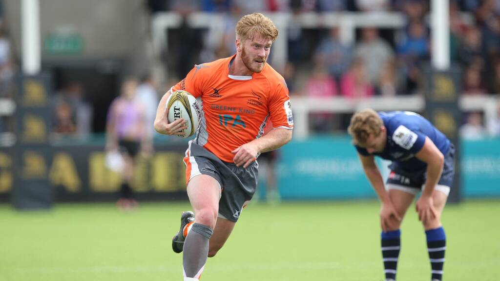 Tom Catterick plots Newcastle Falcons' route to Singha 7s success