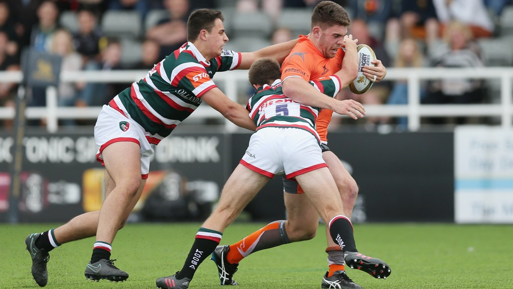 Orr sure Newcastle Falcons are strong enough for glory