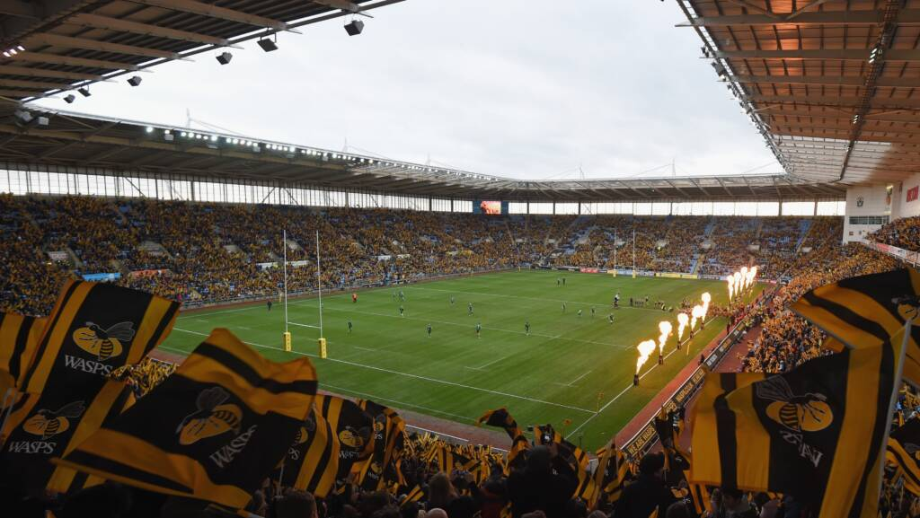 Wasps' ladies vying for a spot at the Ricoh Arena