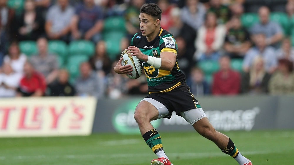 Tom Collins thrilled to please Northampton Saints fans at Singha 7s