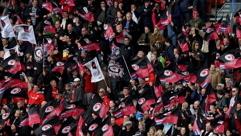 Late change to Saracens 7s squad