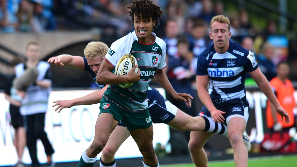 Brett Deacon wants exciting Leicester Tigers youngsters to thrive at Singha 7s