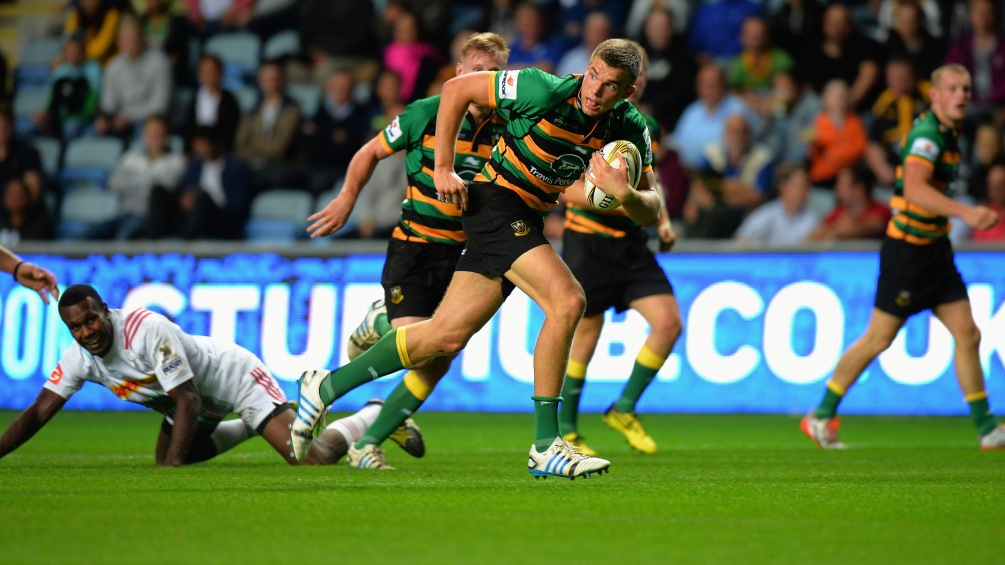 Northampton Saints eager to kick off season in style – Lewis Ludlam
