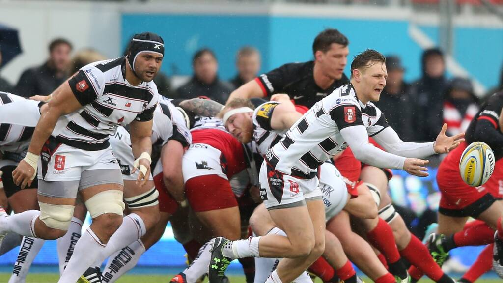 Cherry and Whites confirm squad for Singha Premiership Rugby Sevens
