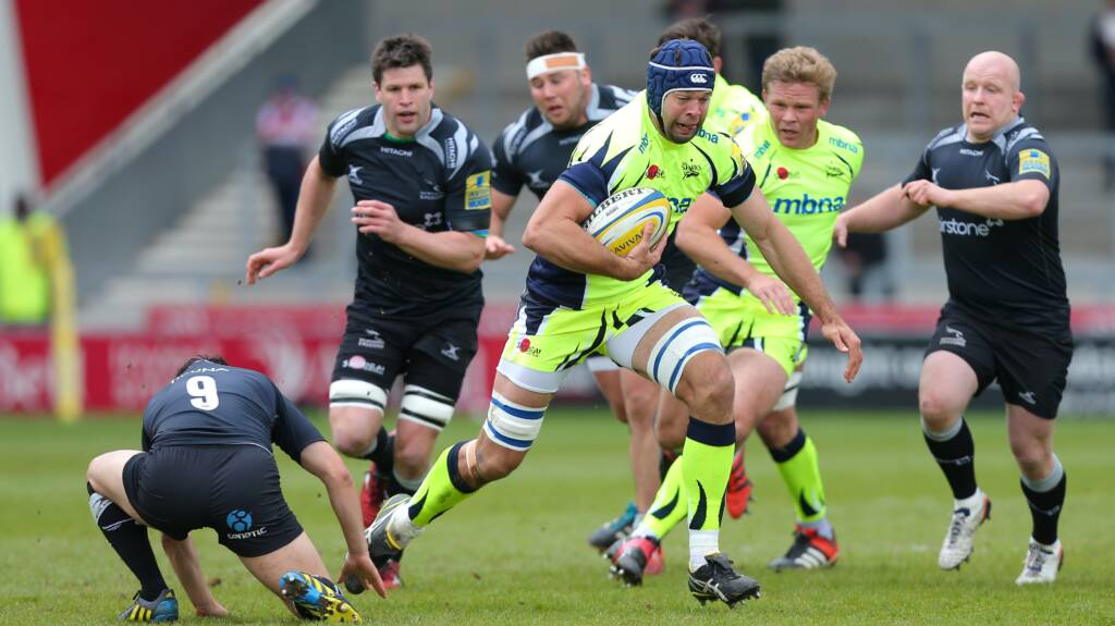 Josh Beaumont signs new contract with Sale Sharks