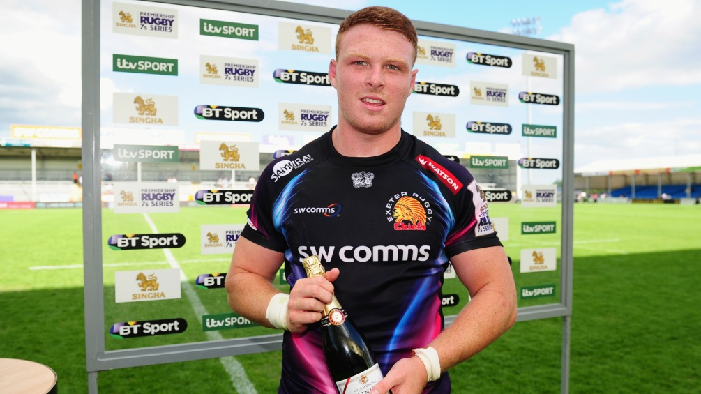 Man of the Round Sam Simmonds thrilled with 'best ever' Singha 7s performance