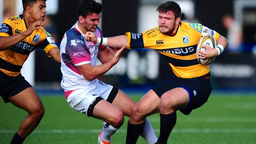 Singha Premiership Rugby 7s Series - Cardiff