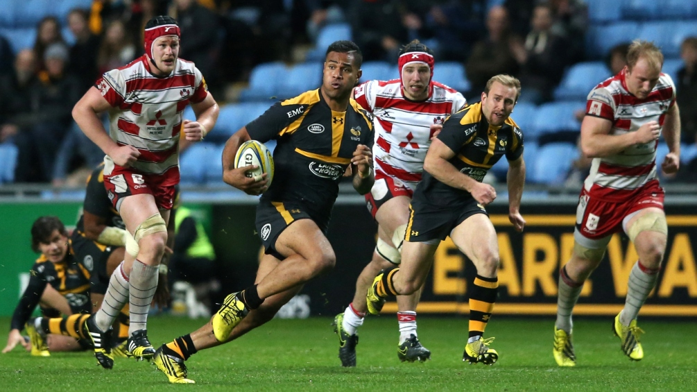 Match Report: Wasps 23 Gloucester Rugby 3