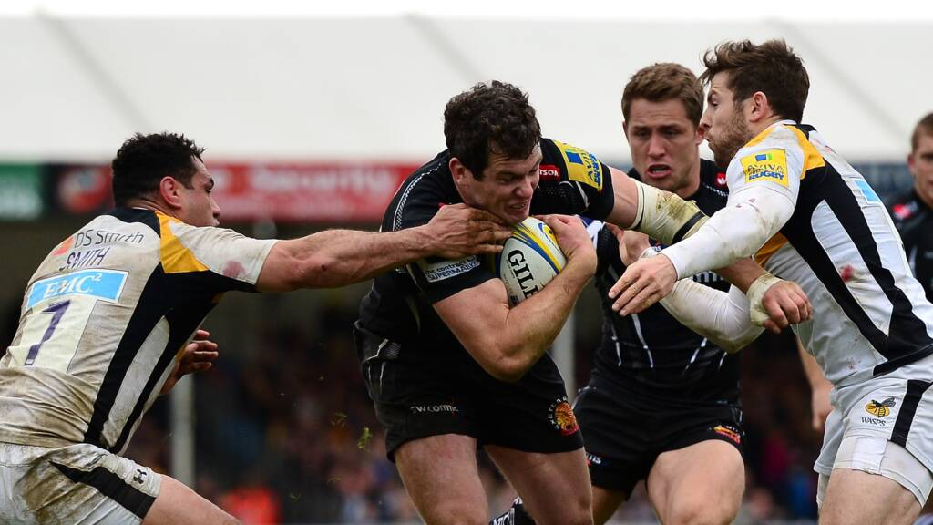Preview: Exeter Chiefs v Wasps