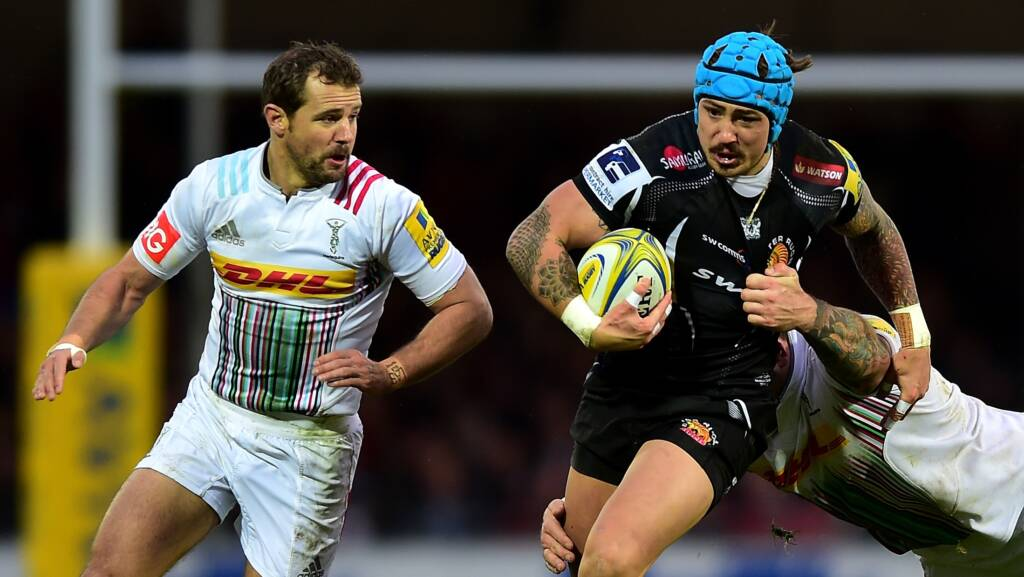 Preview: Harlequins v Exeter Chiefs