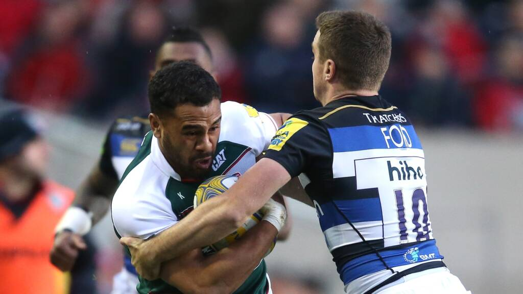 Preview: Bath Rugby v Leicester Tigers