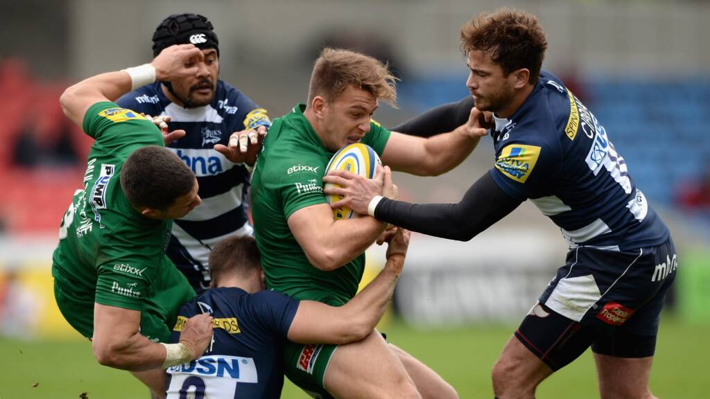 Preview: Sale Sharks v London Irish