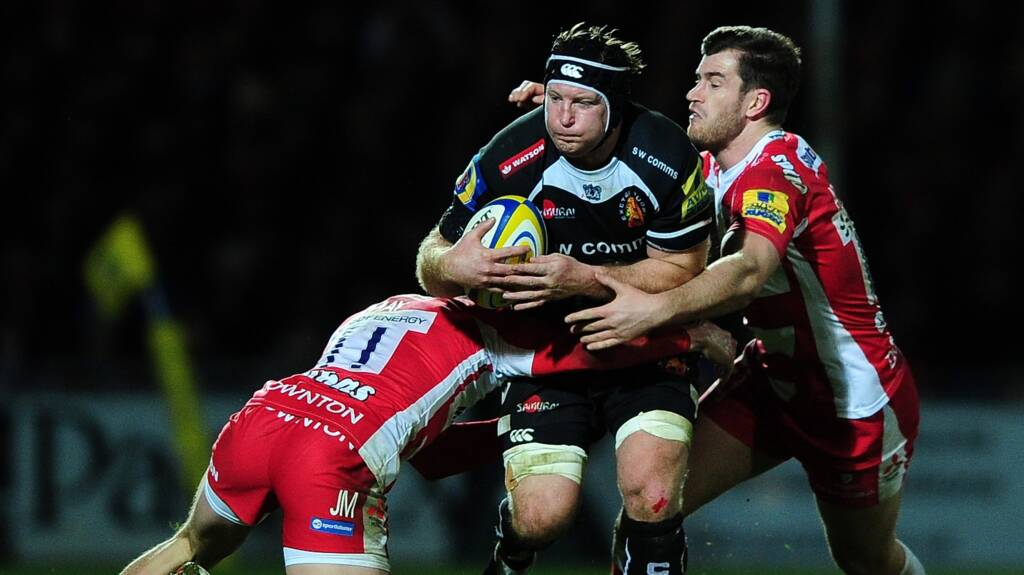 Preview: Exeter Chiefs v Gloucester Rugby
