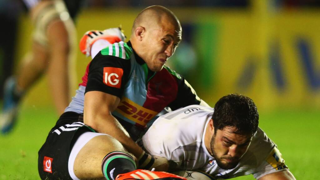 Preview: Harlequins v Saracens