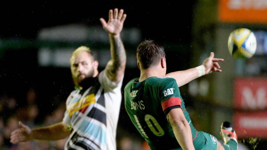 Preview: Leicester Tigers v Harlequins