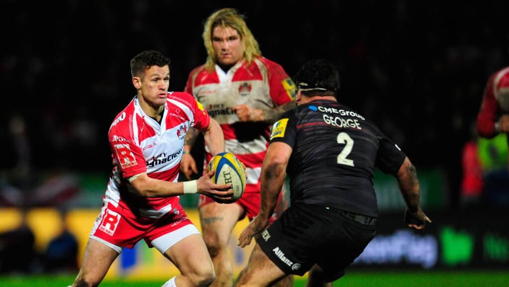 Preview: Gloucester Rugby v Saracens