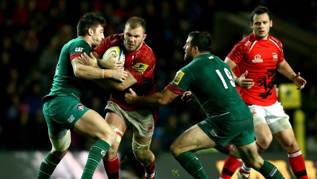 Preview: Leicester Tigers v London Welsh