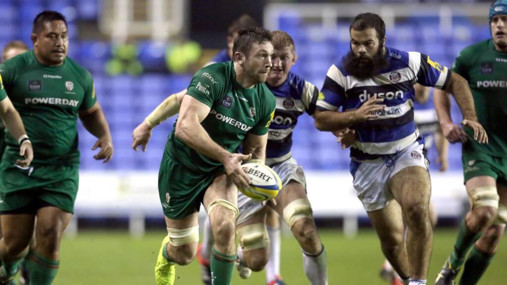Preview: Bath Rugby v London Irish