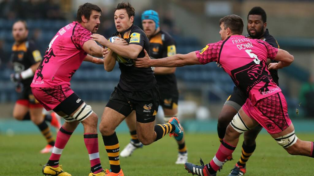 Preview: London Welsh v Wasps