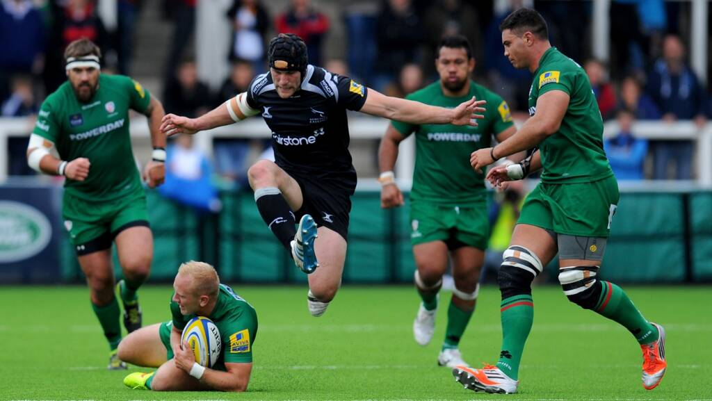 Preview: London Irish v Newcastle Falcons
