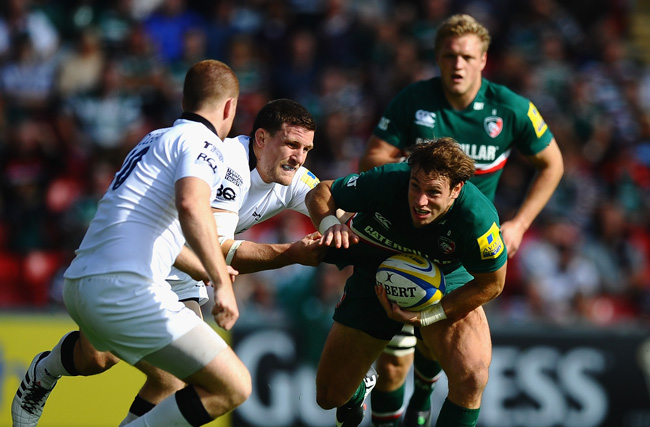 Preview: Newcastle Falcons v Leicester Tigers