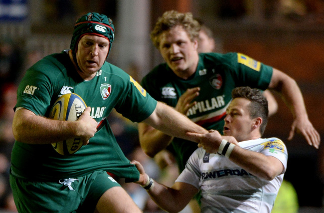 Preview: London Irish v Leicester Tigers