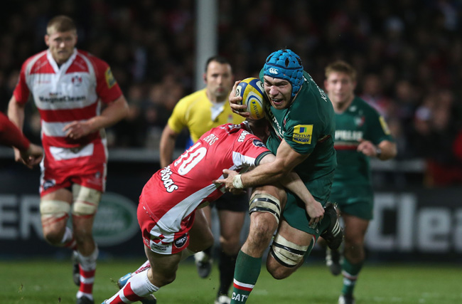 Preview: Leicester Tigers v Gloucester