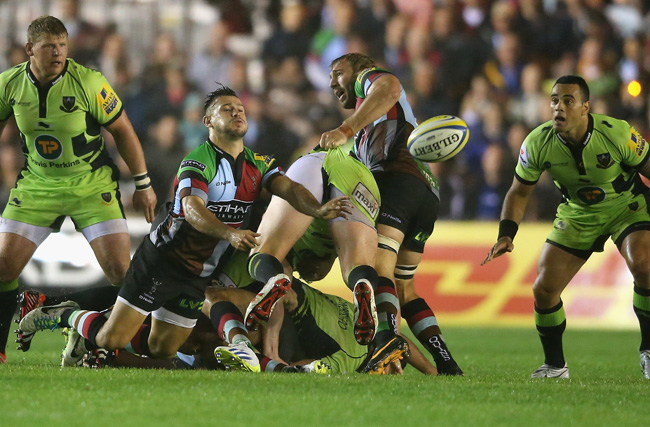 Preview: Northampton Saints v Harlequins
