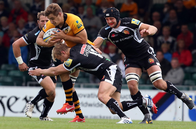 Preview: London Wasps v Exeter Chiefs.