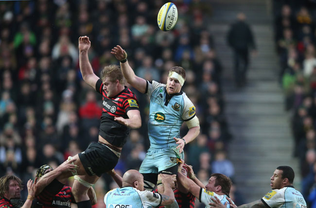Saracens v Northampton Saints