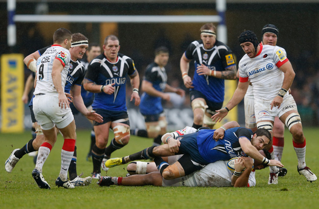 Preview: Saracens v Bath rugby