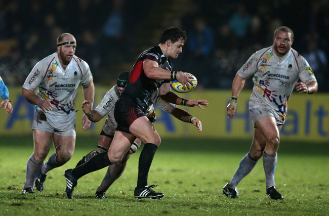 Preview: London Welsh v Worcester Warriors